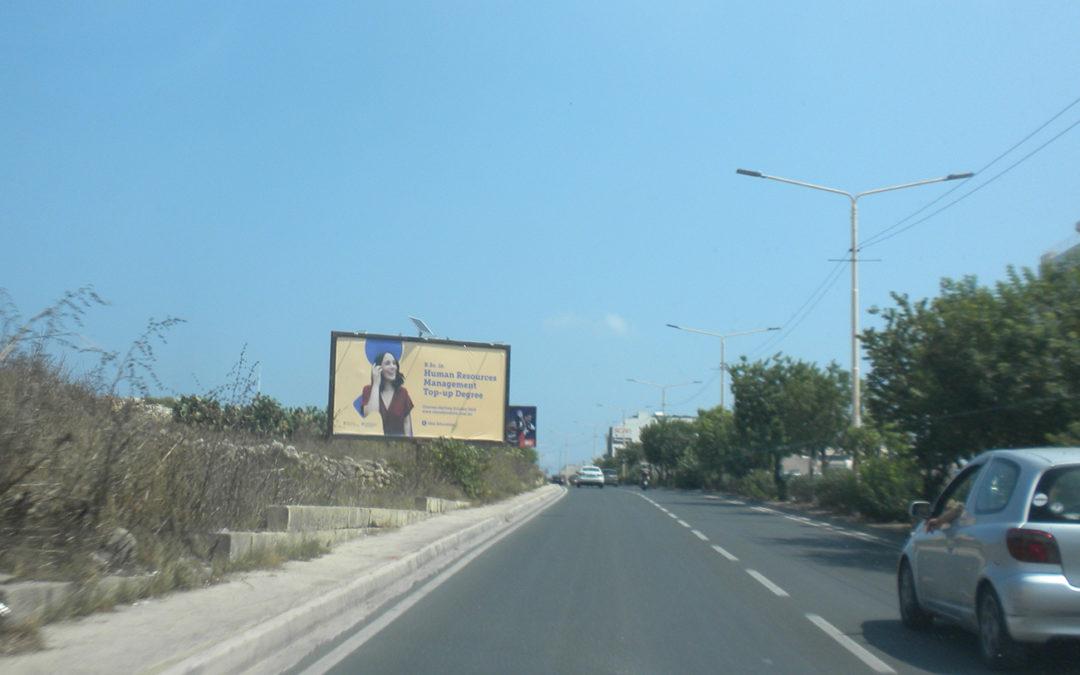 L22 Birkirkara – Billboards | Outdoor Advertising