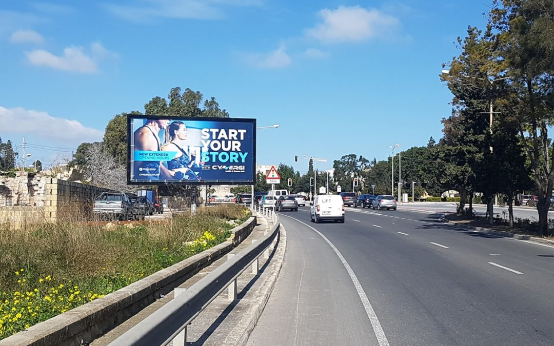 L06 Mriehel Bypass – Billboards | Outdoor Advertising