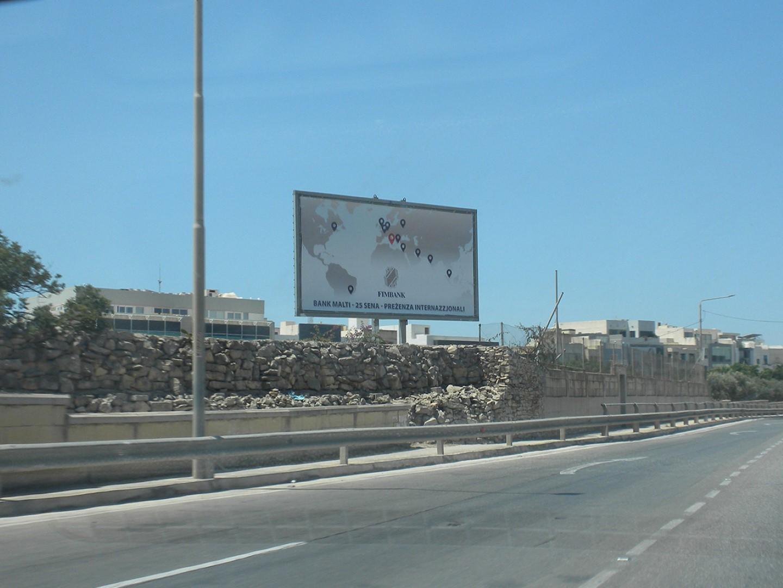 L07 - Birkirkara Billboard