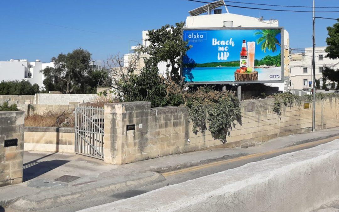 L08 Birkirkara Bypass – Billboards | Outdoor Advertising