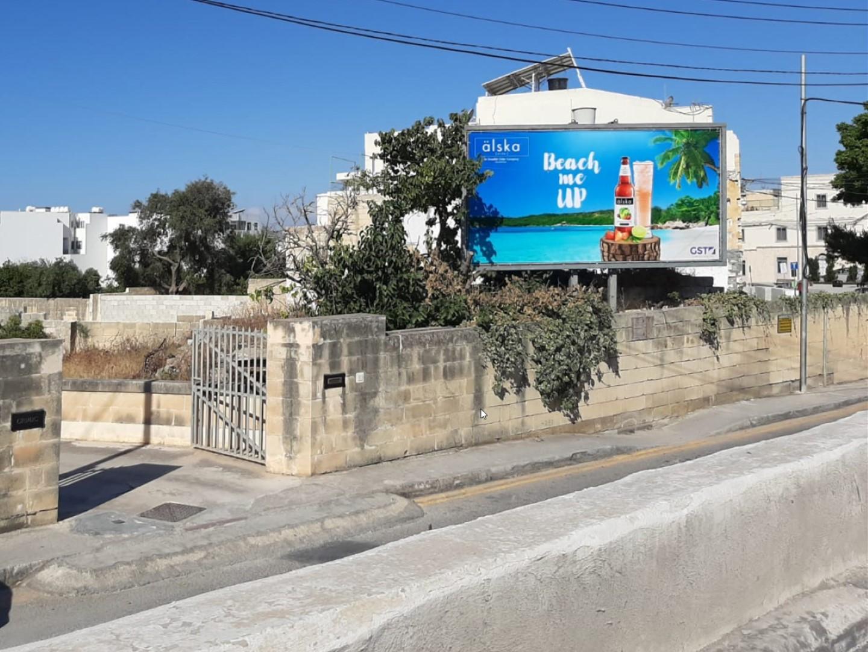 L08 - Birkirkara Billboard