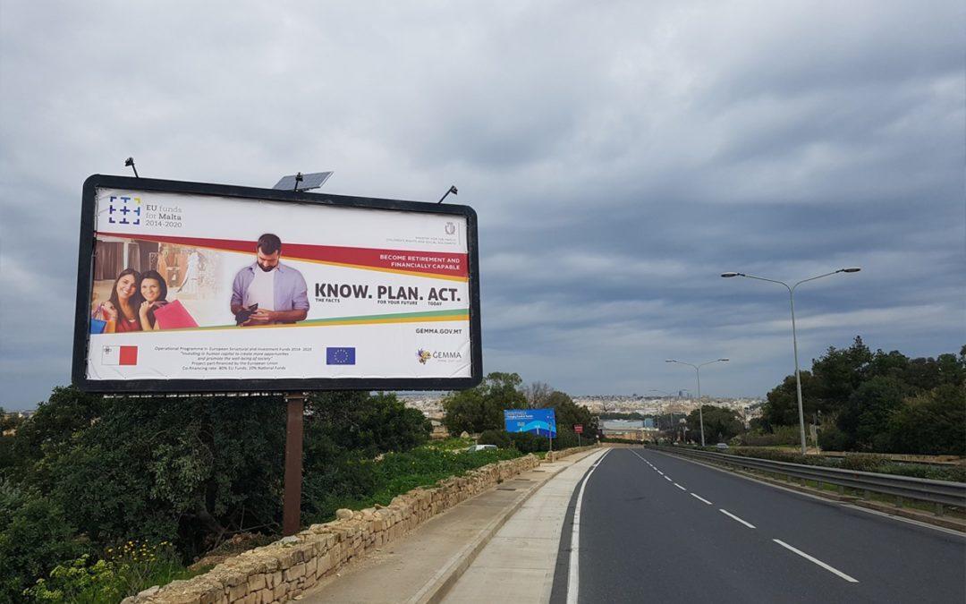 L09 Marsa Garibaldi – Billboards | Outdoor Advertising