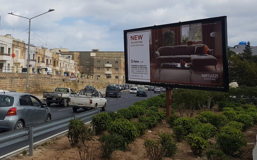 L11 Marsa – Billboards | Outdoor Advertising