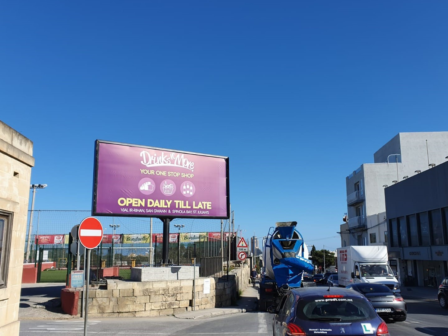 L11 Marsa BIllboards
