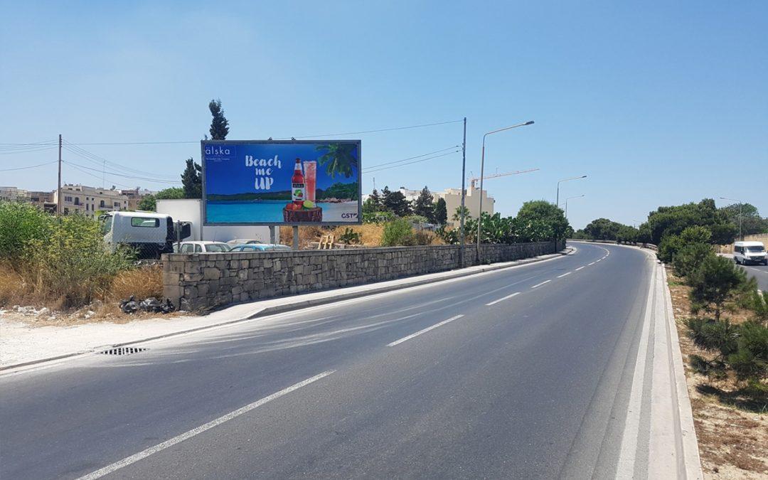 L46 Qormi – Billboards | Outdoor Advertising