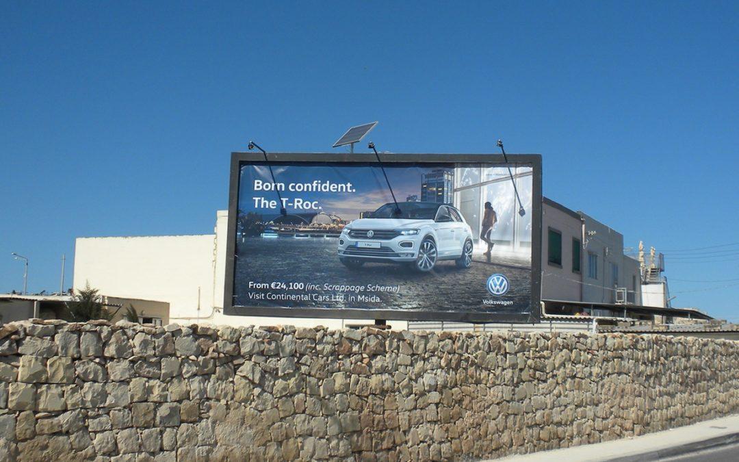 L50 San Gwann – Billboards   Outdoor Advertising
