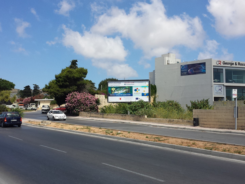 L62 - Naxxar Billboard