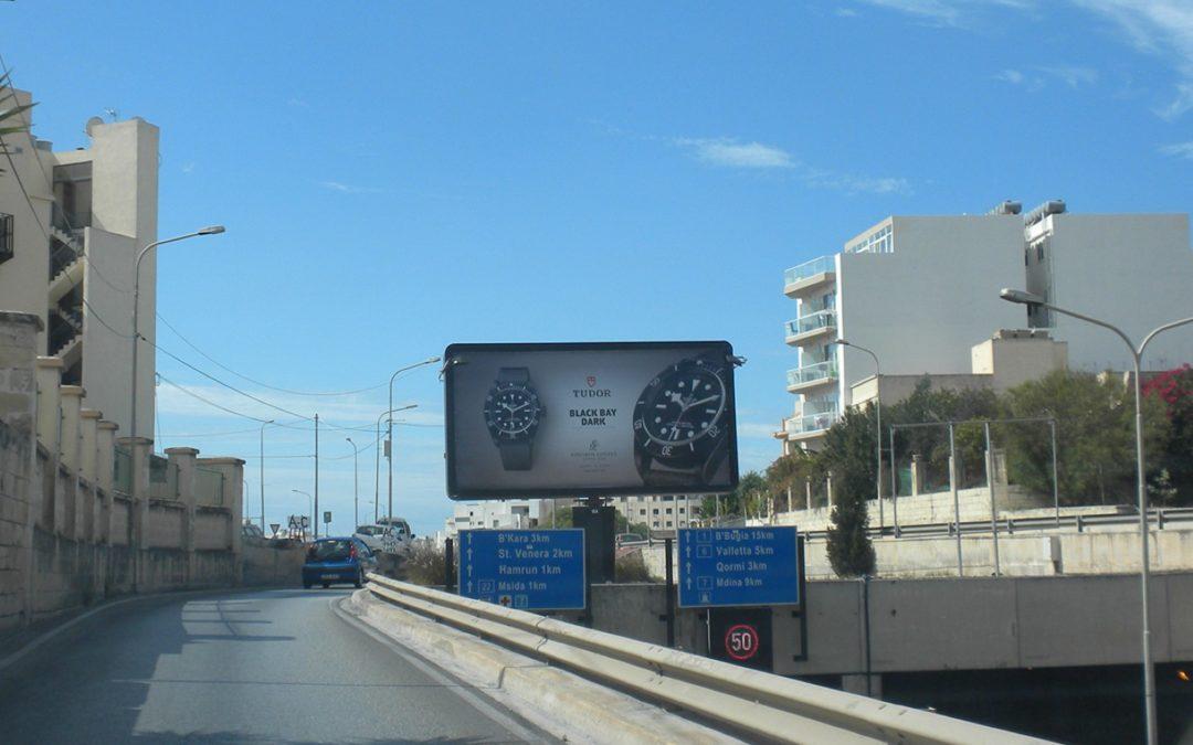L66A MSIDA – Billboards   Outdoor Advertising