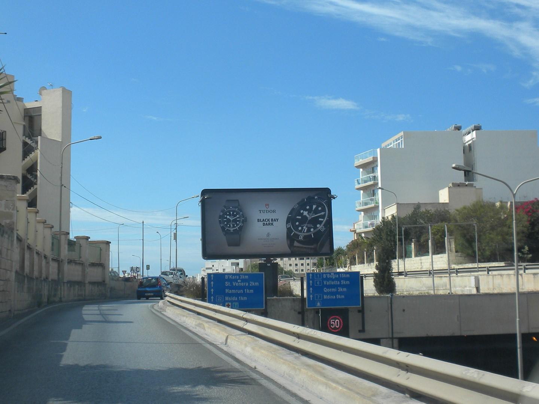 L66A Msida Billboard