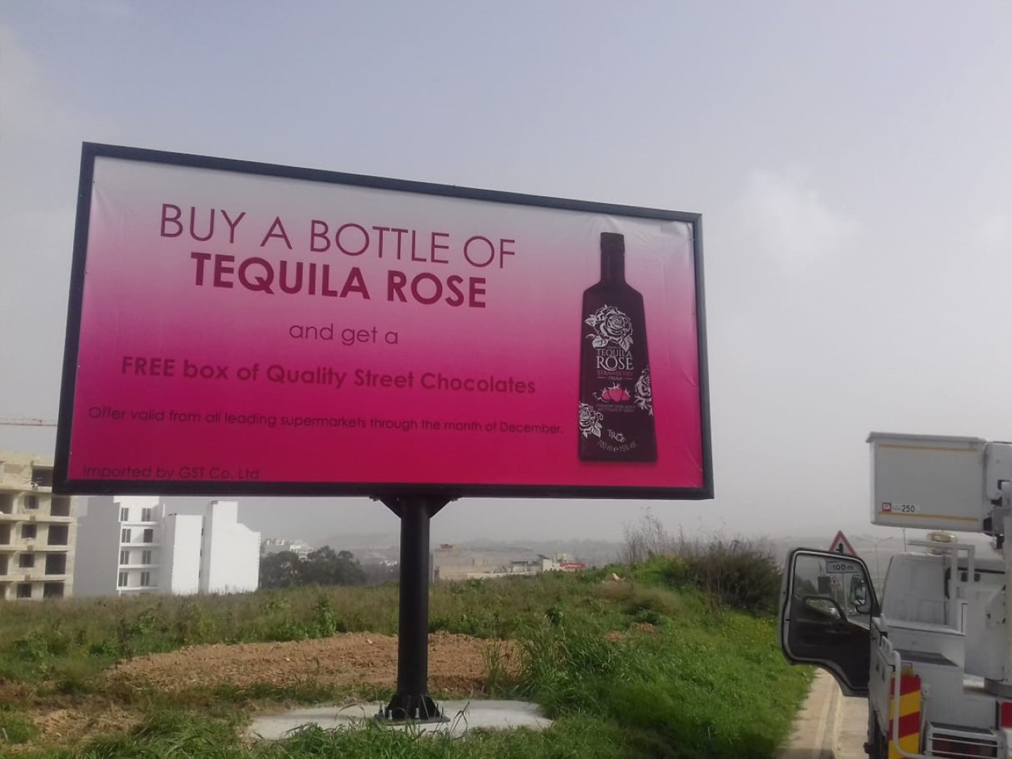 Regional Road Billboard