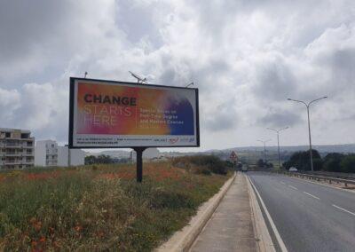L71 St. Pauls Bay – Billboards   Outdoor Advertising