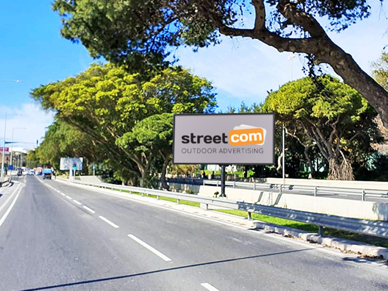Regional Road Billboard