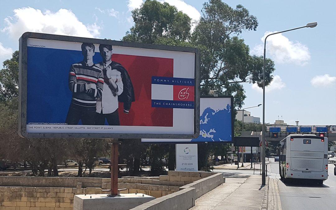 L05 Marsa Aldo Moro – Billboards | Outdoor Advertising