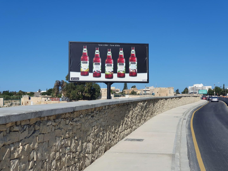 L06-Mriehel Billboard Advertising