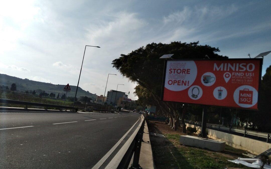 L72B Kennedy Grove – Billboards | Outdoor Advertising